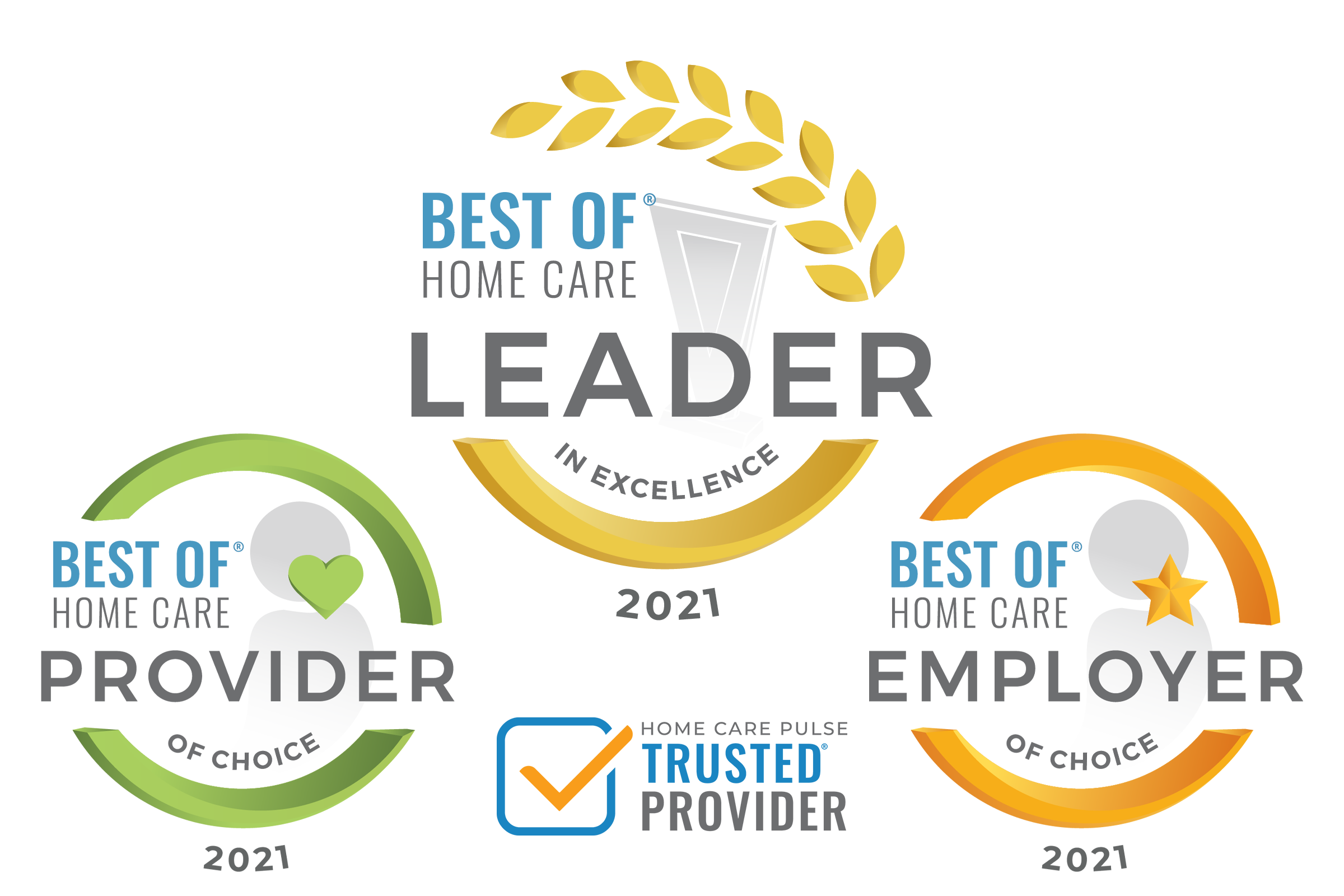 2021 - Best of Home Care Awards - Beyond Care Home Care