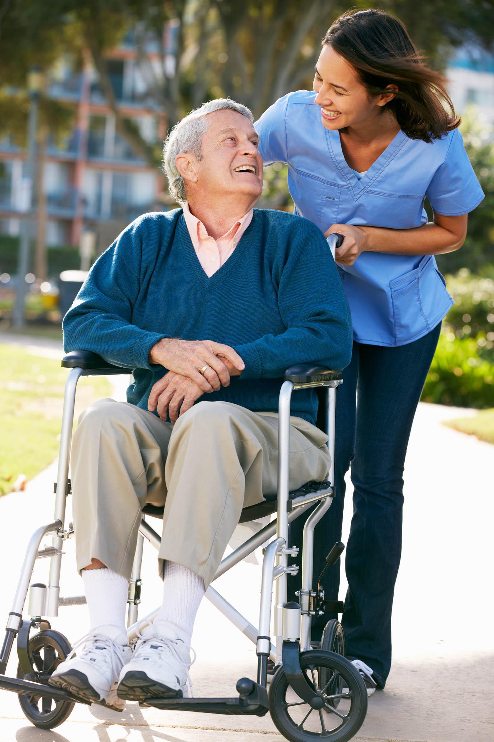 careers in home care - south carolina