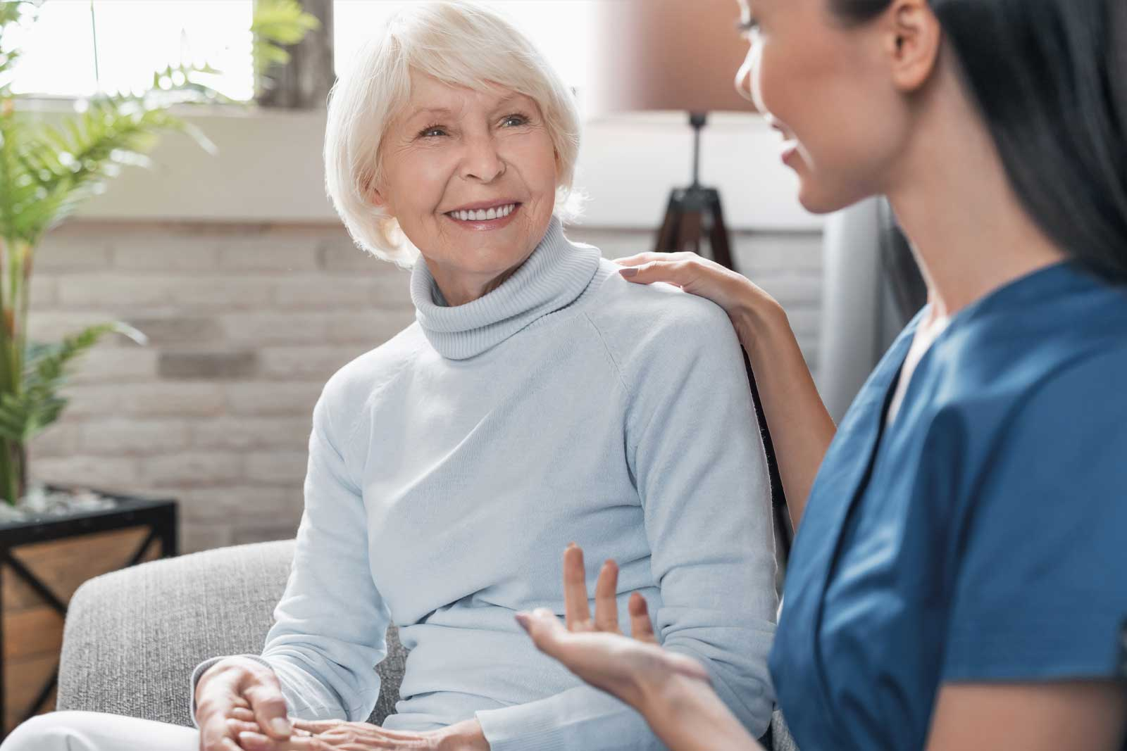 respite home care - helping with errands