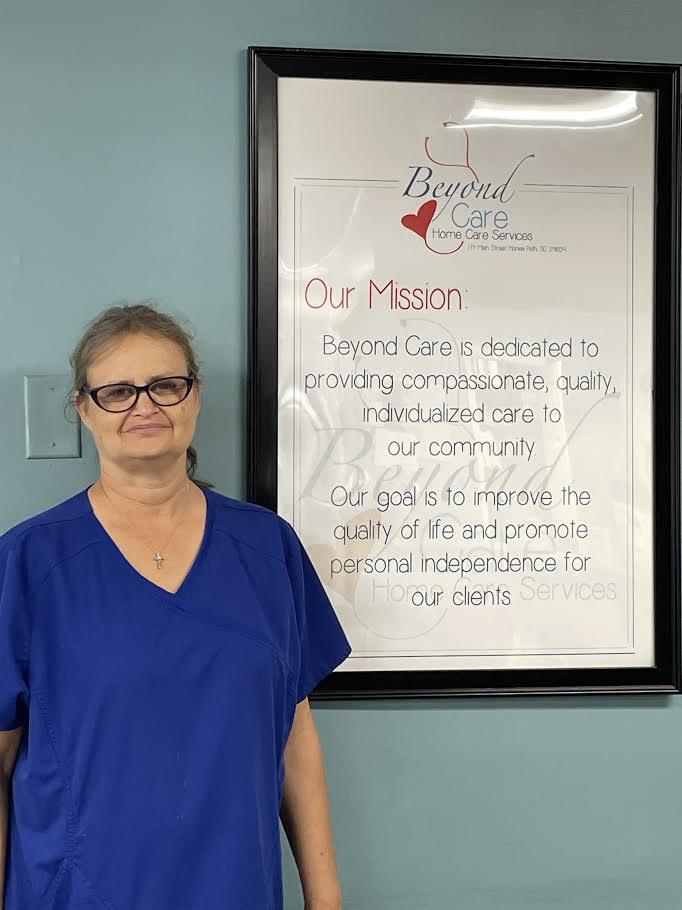 Tina Russell - Caregiver